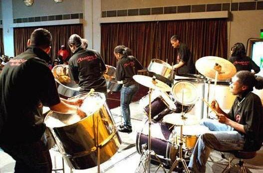 Pan Explosion Ensemble Competition - Fairfield Hall, London