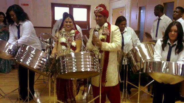 Indian/Hindu wedding entertainment