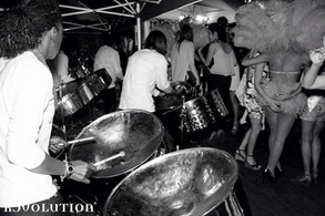 Caribbean night at Revolution bar - Loughborough