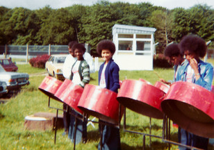 Contrast Steel Band