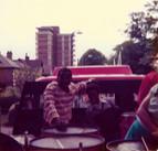 June 1977 - Victoria Park, Leicester