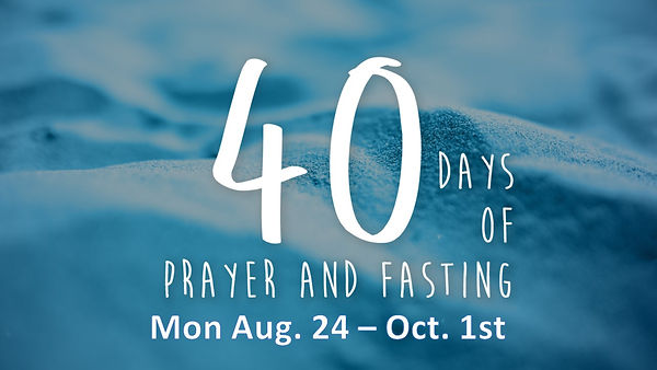40 days of prayer and fasting picture.jp