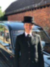 Funeral director, st albans, Jackie, funerals, trust matters