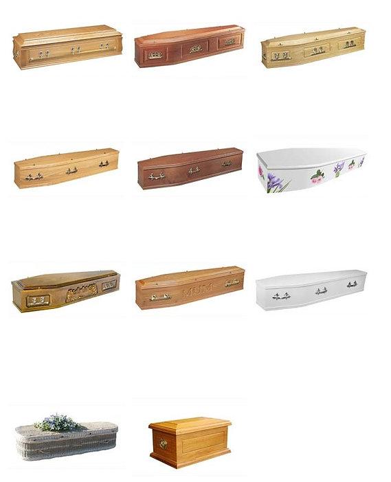 Coffins, caskets, st albans, funerals, funeral directors, trust matters