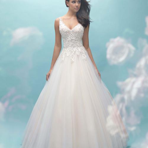 Designer wedding dresses, Austin. 50% less.