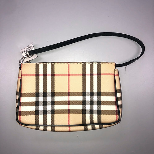 Vintage Burberry Mini Purse