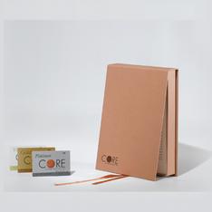 עיצוב ומיתוג מארז מהודר, לוגו וכרטיסי כניסה לחדר כושר CORE