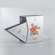 עיצוב לוגו ואריזה לתוכנות לחברת  Edusoft