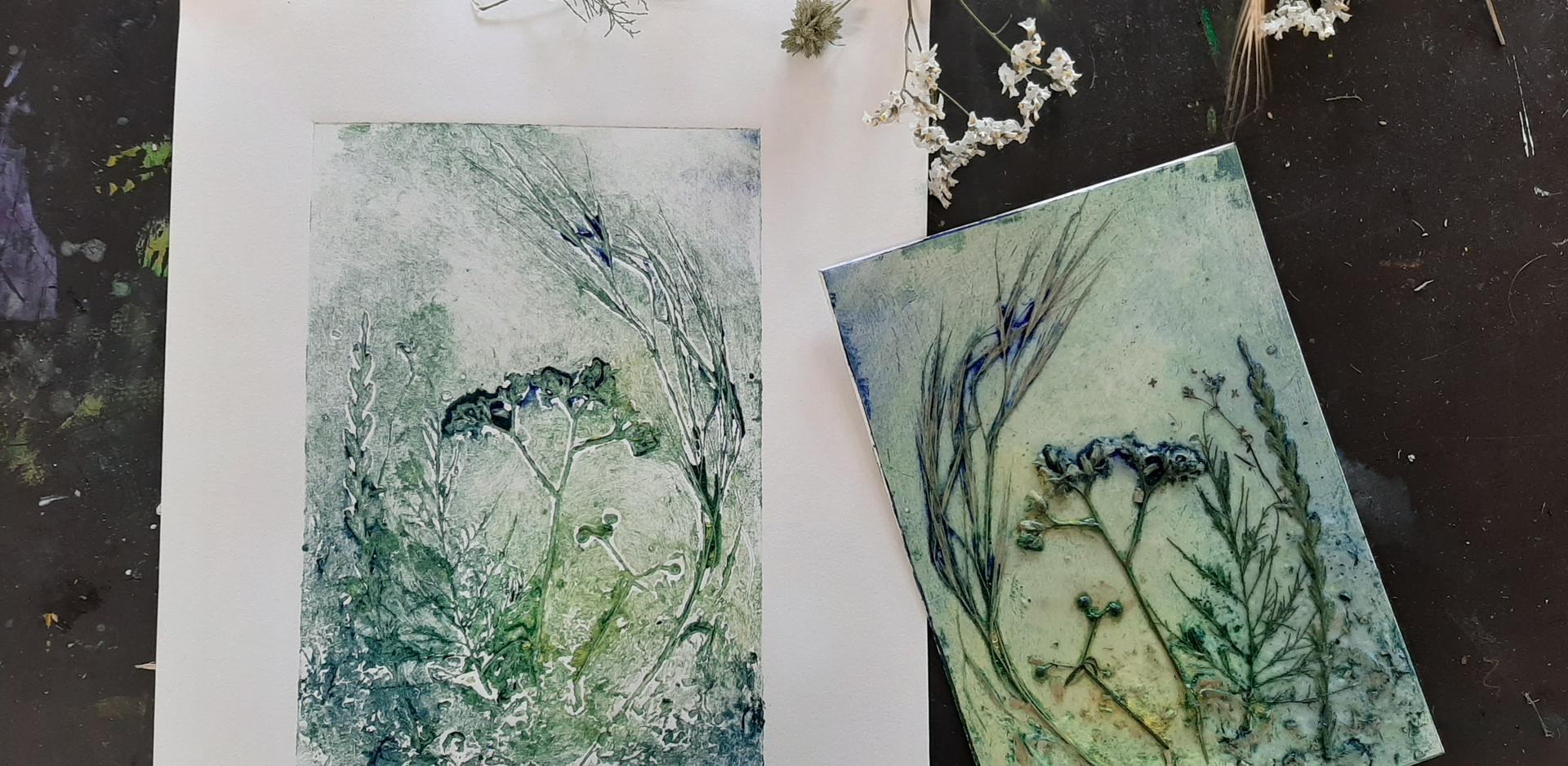 Collagraph Printmaking