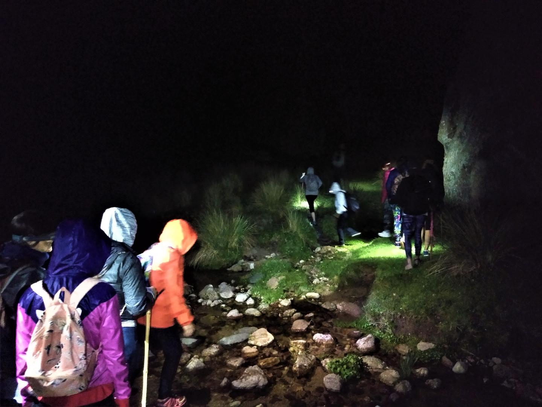 Caminata Nocturna