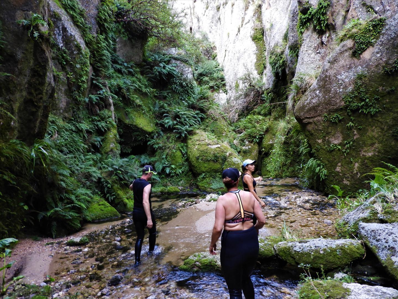 Canyoning en La Senda 16