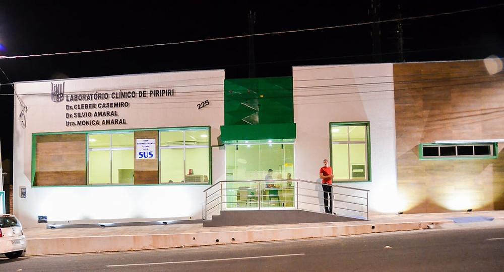 Laboratório Clinico de Piripiri