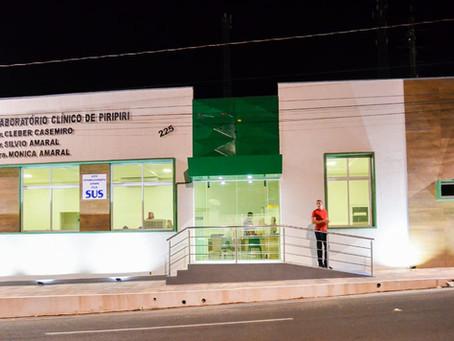Laboratório que Encanta - Lab. Clínico de Piripiri