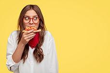satisfied-caucasian-model-eats-delicious