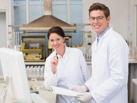 Definindo o Uniforme de Trabalho do Laboratório