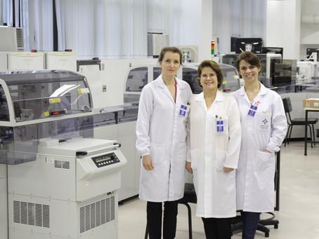 Laboratório que Encanta - Dr. Carlos Franco Voegeli