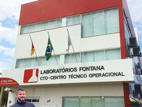 Laboratório que encanta - Laboratórios Fontana