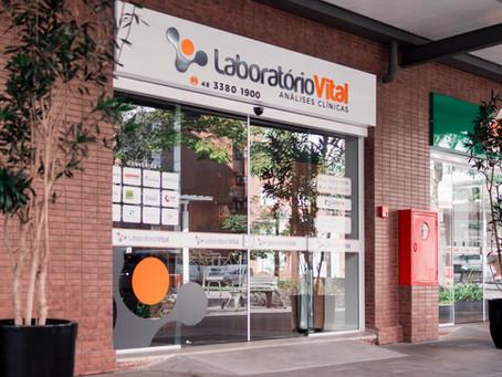 Laboratório que encanta | Laboratório Vital