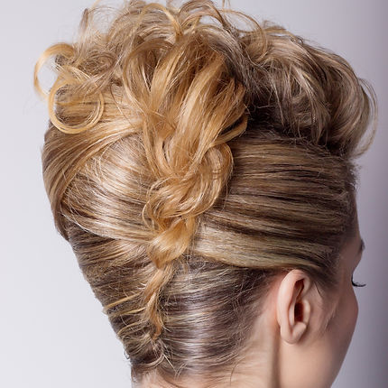 Bridal Hairstyles at Hair Colour Studio