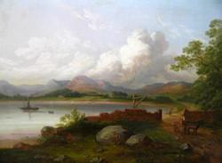 """""""Brodick Bay, Isle of Arran"""""""