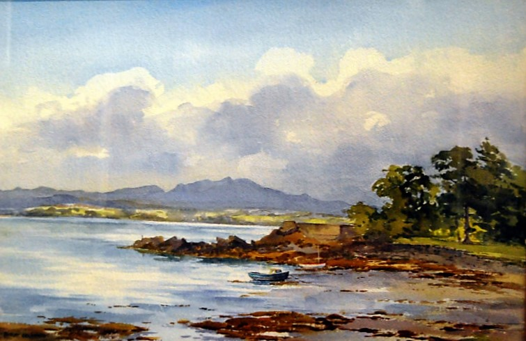 """Clods Estuary, Donegal"""
