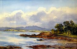 """""""Clods Estuary, Donegal"""""""