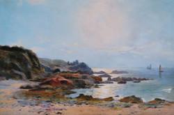 Morning Sands Bay, Berwick