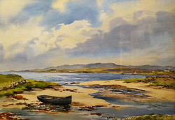 """""""Manin Bay, Connemara"""""""