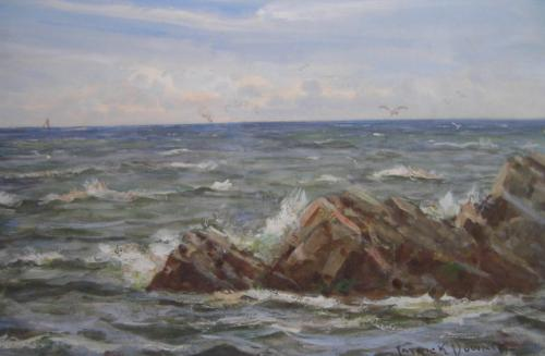 """""""East Lothian Rocks"""""""