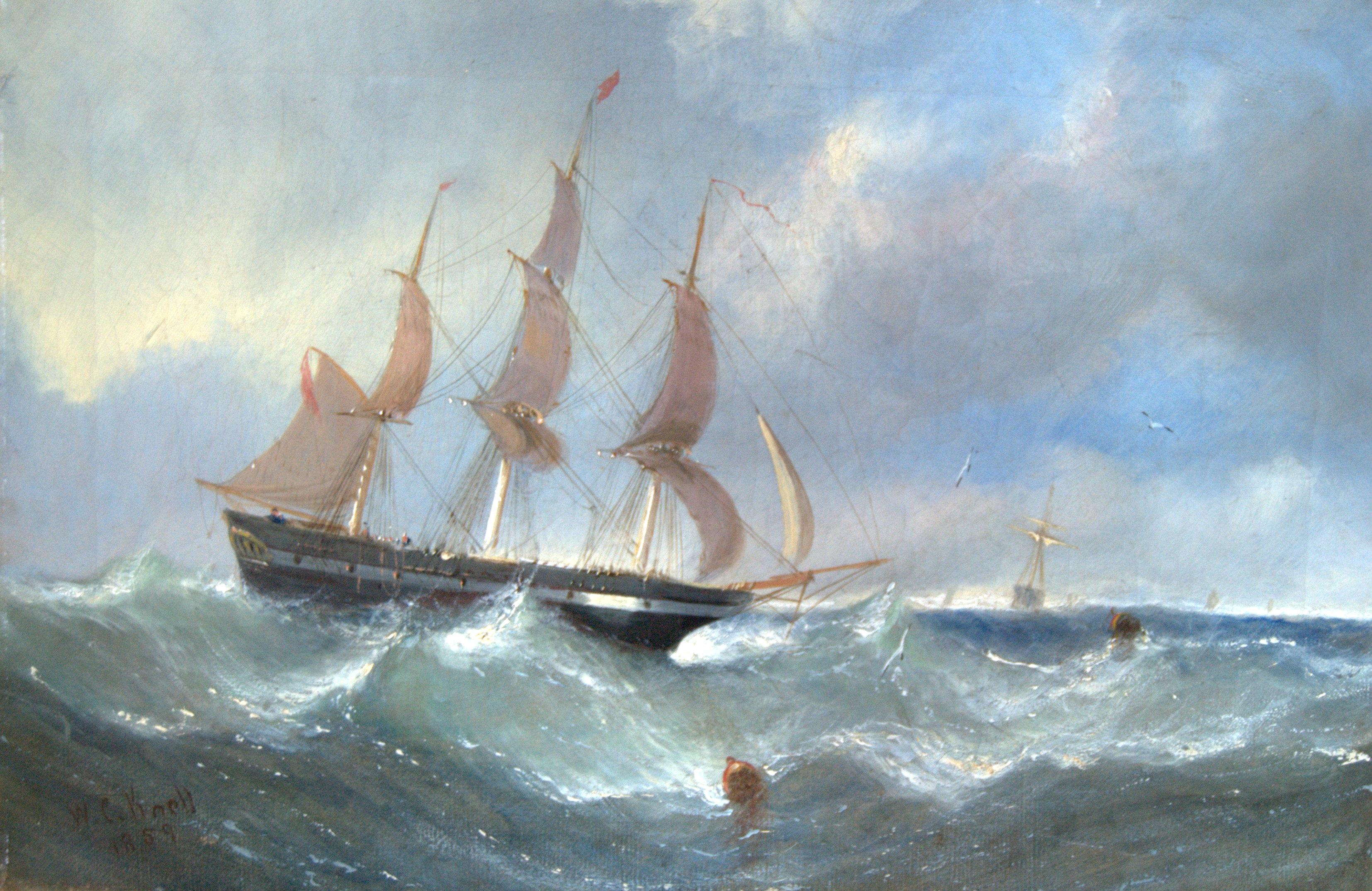 William Calcott Knell