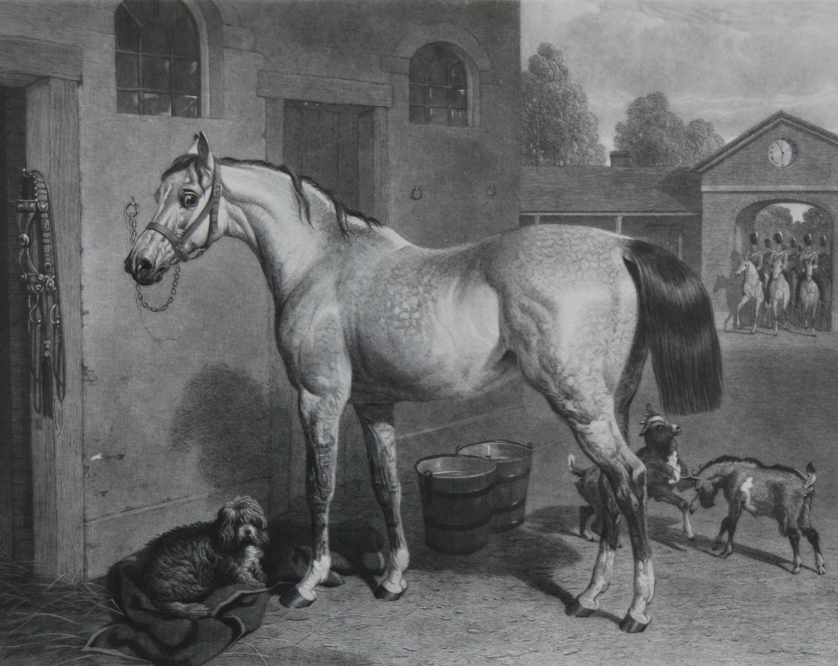 John Frederick Herring Jnr. RA