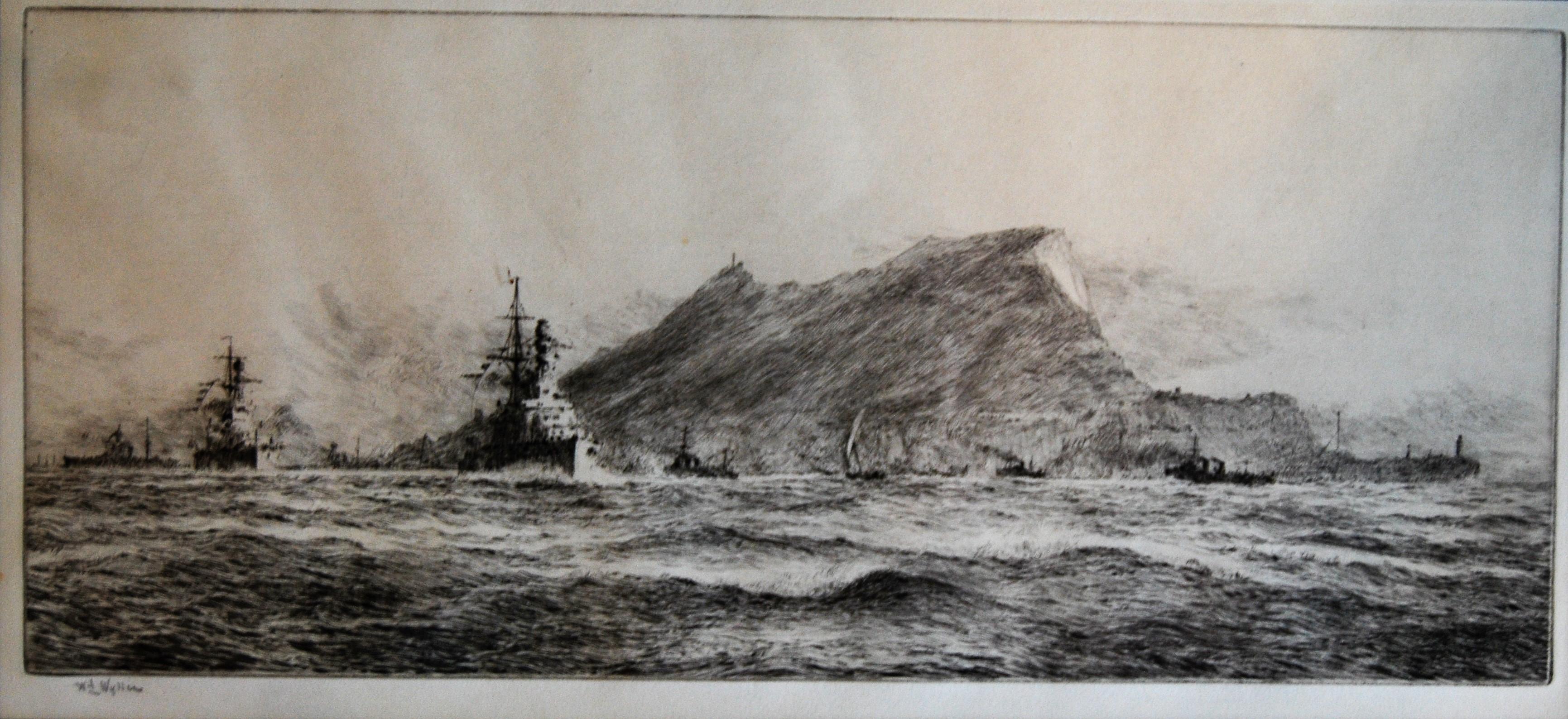 """Rock of Gibraltar"""