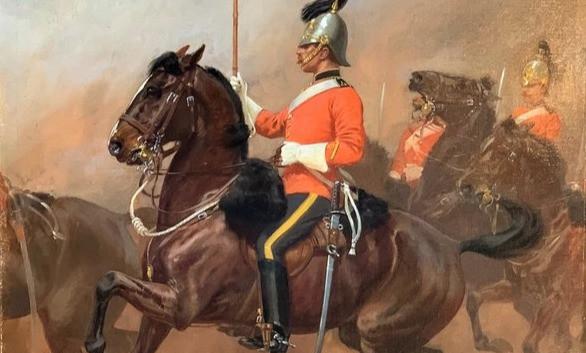 The First Royal Dragoons