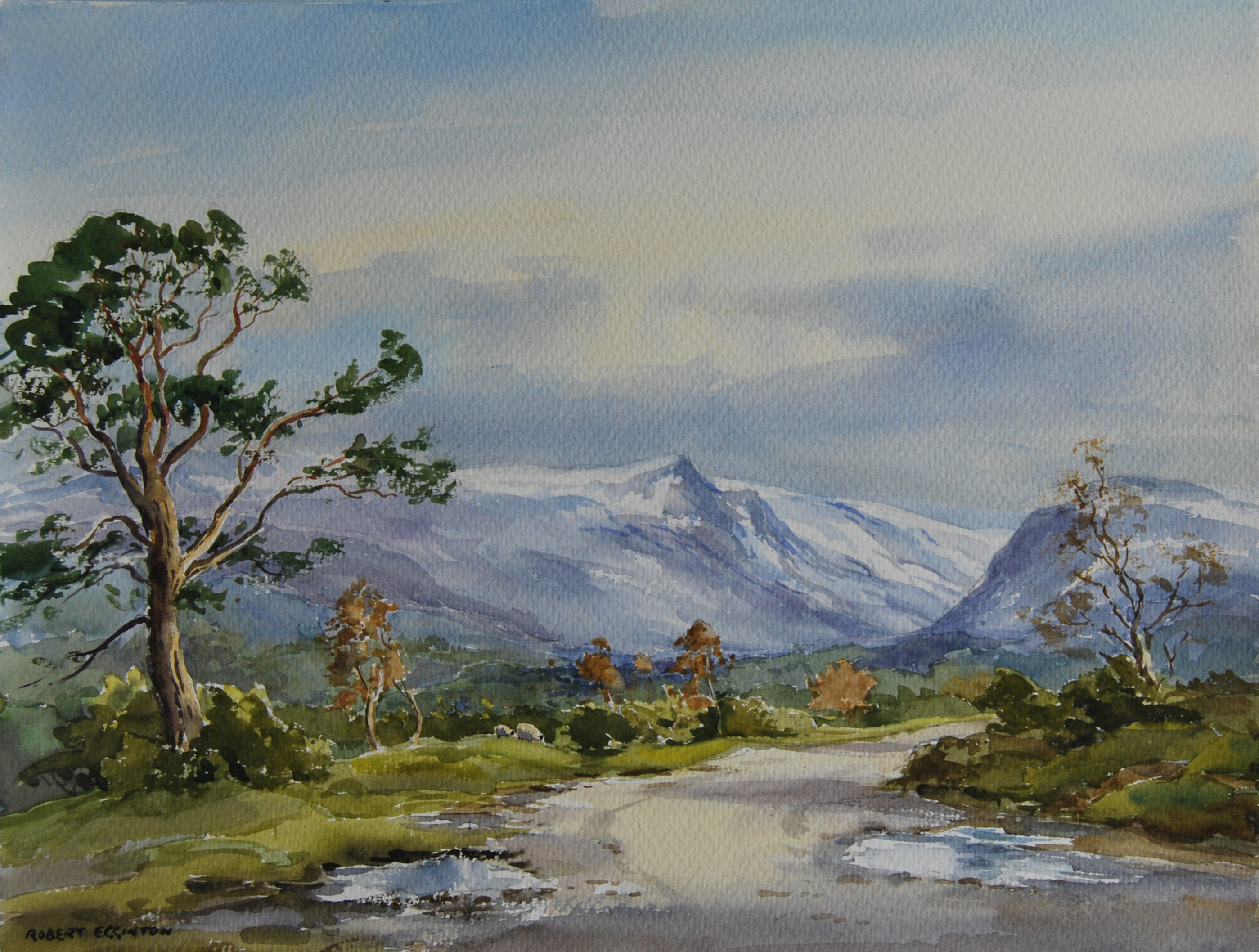 """Lairig Chru, Cairngorms"""
