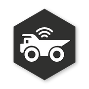 Mining Truck using Mining Fleet Management Systems