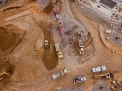 Dump Trucks Mining Fleet Management Systems FMS