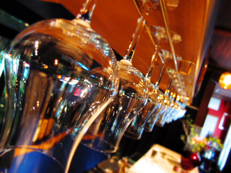 日本酒をワイングラスで愉しむ・・・
