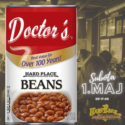 Doktorov prvomajski grah