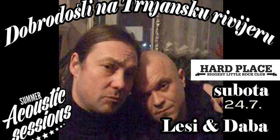 Trnjanska rivijera acoustic sessions   Lesi i Daba