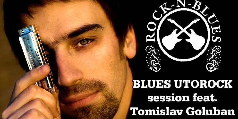 Blues UtoRock session feat. Tomislav Goluban & gosti