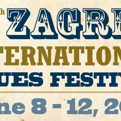12th Zagreb International Blues Festival