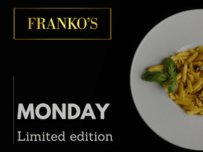 Franko's Monday limited edition