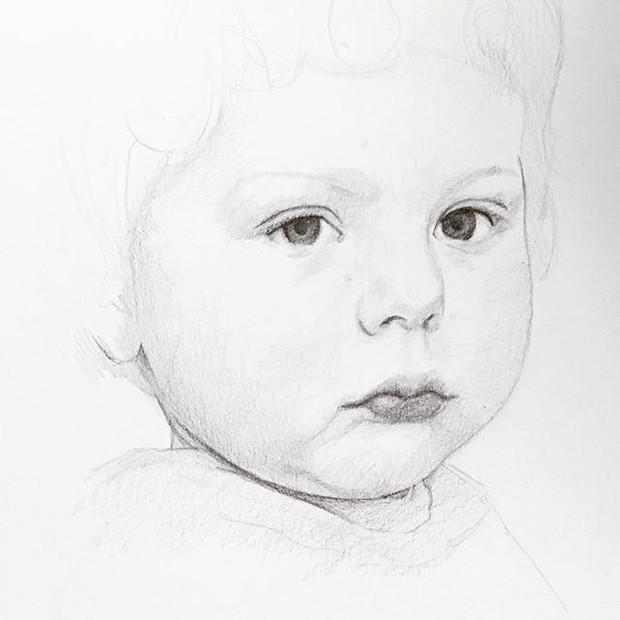 Bertie Sketch