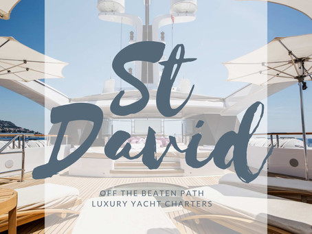 Indian Ocean Getaway | Off the Beaten Track with Superyacht ST DAVID