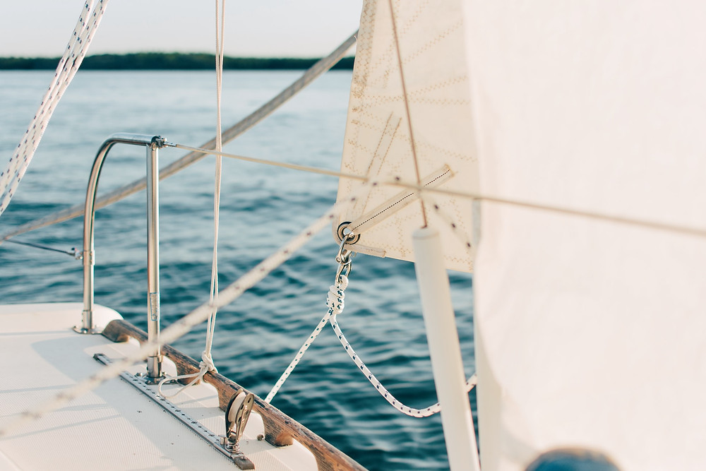 yacht charter business