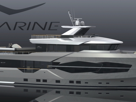 A Numarine Yachts Experience | Discovering the 32 Meter XP
