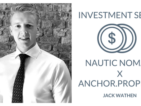 S1 E9 | Jack Wathen from Anchor Property | Investment Property Solutions for Yacht Crew