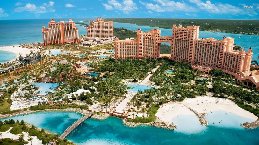 Atlantis Marina, Nassau, Bahamas