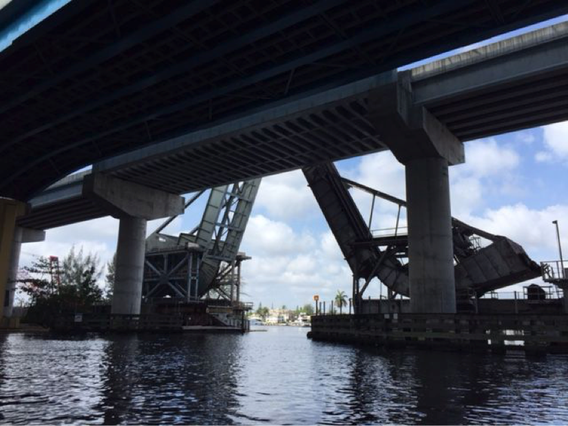 Navigating New River Fort Lauderdale CSX