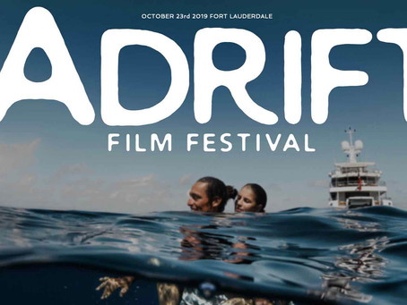 Adrift Film Festival | The Only Film Festival for Onboard Content Creators